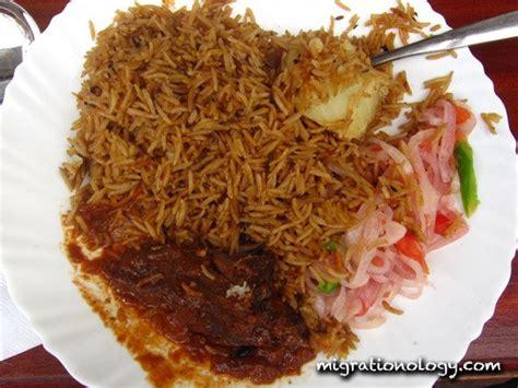 traditional cuisine recipes pilau or biryani food faceoff in zanzibar