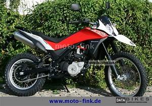 2012 Husqvarna Tr 650 Terra With Abs  Switchable