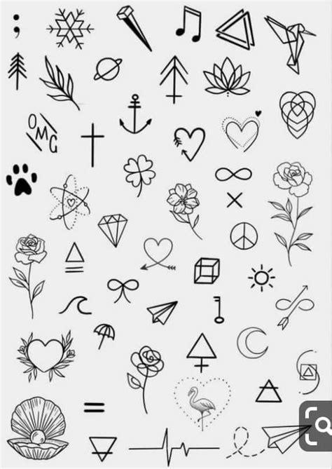 Minimalist tattoo designs | Small tattoos, Tattoos, Sharpie tattoos