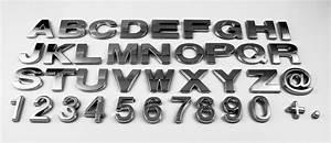 Buchstaben Zum Aufkleben Wetterfest : verchromte 3d buchstaben selbstklebend ~ Watch28wear.com Haus und Dekorationen