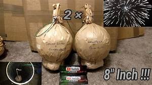2 U00d7 8 U0026quot  Inch Italian Big Firework Shells