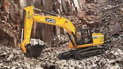 Excavator Jcb Tracked Wallpapers Excavators