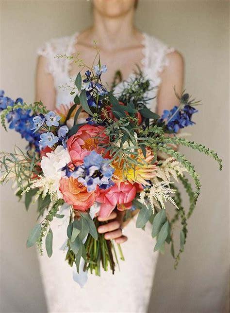 ideas  blue bridal bouquets  pinterest