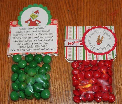 grinch pills rudolph spares cute christmas gift idea