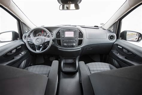 mercedes vito van review pictures auto express