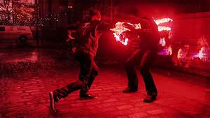 Infamous Second Son Red Video Wallpaper 3 by XtremisMaster ...