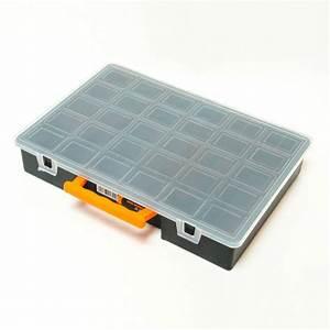 Boîte à Thé Compartimentée : boite de rangement compartiment e rangement ~ Teatrodelosmanantiales.com Idées de Décoration