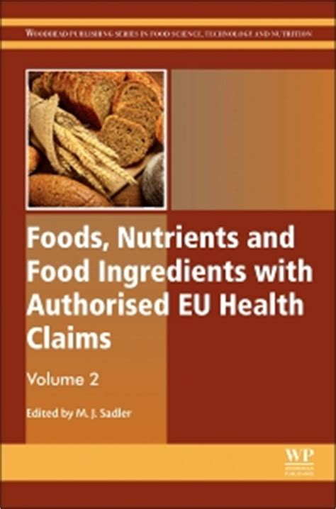 Foods, Nutrients and Food Ingredients with Authorised EU