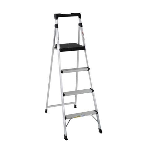 aluminium ladder bunnings cosco 100kg 4 lite aluminium ladder bunnings warehouse