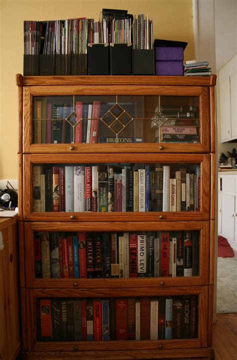 My Bookcases  Loose Baggy Monster