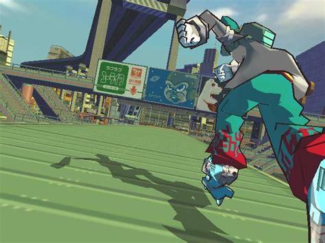 Graffiti Xbox Game : Jet Set Radio Future » Segabits