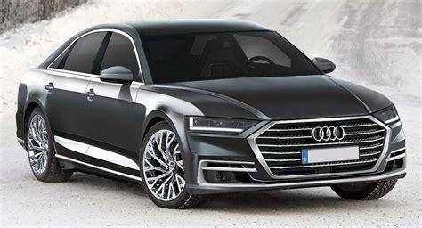 2019 Audi A8 W12 Price Photos