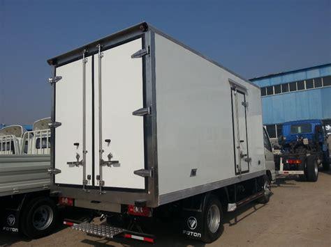 Truck Refrigerator by Frozen Refrigerator Truck Refrigeration Truck For Sale