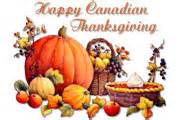 canadian thanksgiving history tradition harvest festival thanksgiving day
