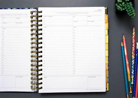 day designer by 2017 day designer planner review plannergoals earn