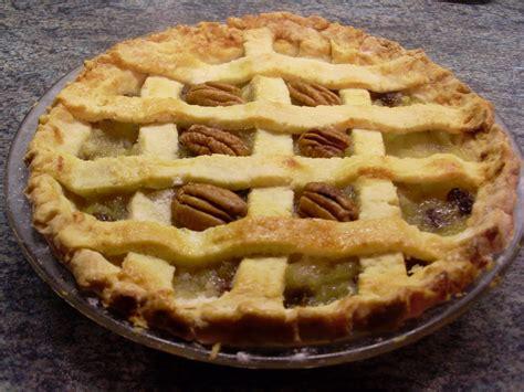 Apple Pie  Javaneh's Kitchen  Persian Cuisine
