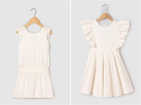 robe de chambre ratine robe blanche fille la redoute la mode des robes de