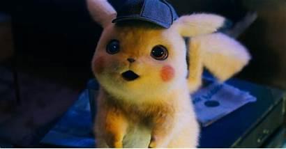 Pikachu Detective Trailer Pokemon Action Character