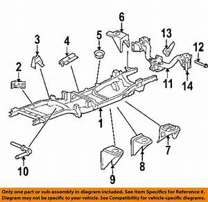 Find Mopar Oem 6508014aa Frame
