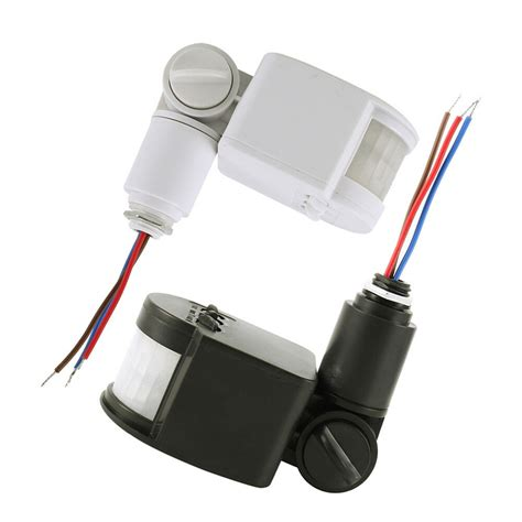Outdoor Dcv Automatic Infrared Pir Motion Sensor Switch