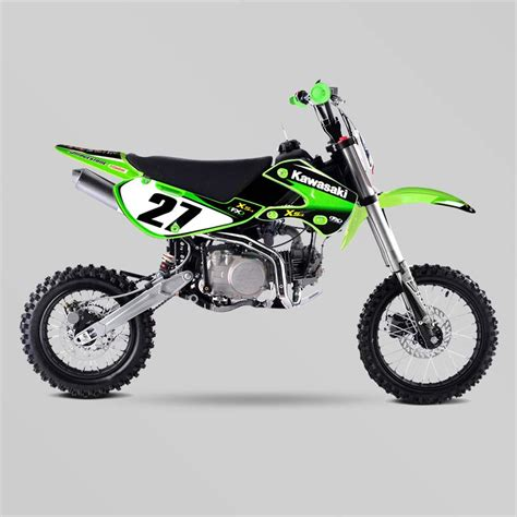 kit deco kawasaki klx110 smallmx dirt bike pit bike quads minimoto
