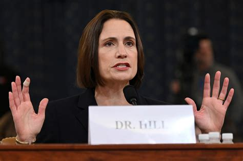 fiona hill  dems  compelling evidence
