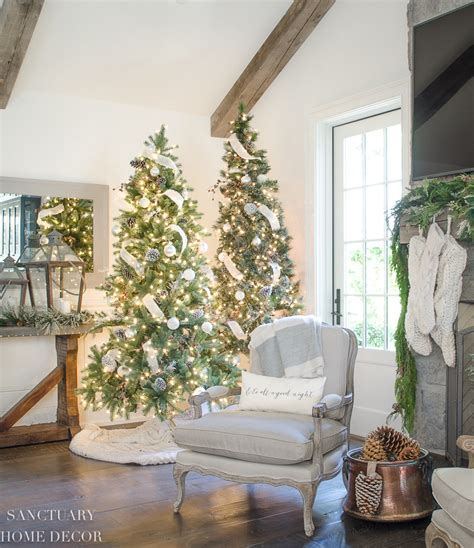 Get Neutral Christmas Home Decor PNG