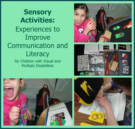 these sensory activities help children with visual 319 | 7cae9422a8d353e965872c503306f987