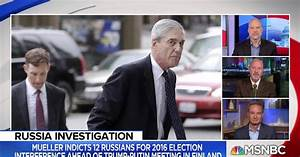 Russian agents indicted for alleged 2016 election meddling