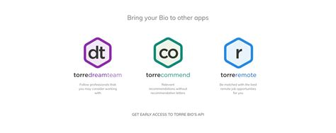 resource build an innovative resume with torre bio