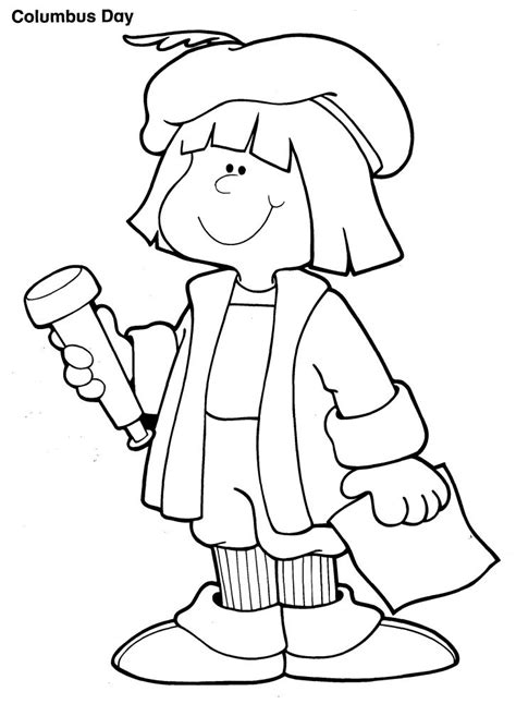 columbus day coloring pages  coloring pages  kids