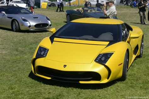 2014 Lamborghini 5-95 Zagato Coupe Image. Photo 9 Of 18