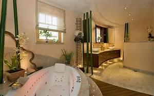 Sauna Einbau Kosten : wellness badezimmer mit sauna raum und m beldesign inspiration ~ Markanthonyermac.com Haus und Dekorationen