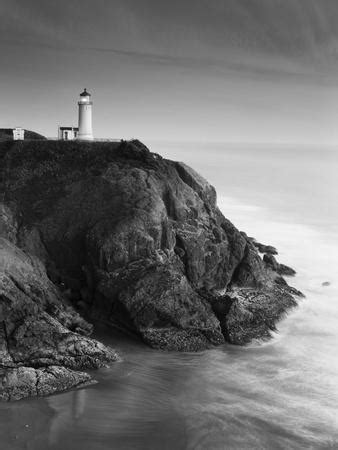 North Head Lighthouse on Cliff, Fort Canby State Park, Washington, USA Photographic Print by Stuart Westmorland at AllPosters.com