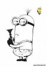 Coloriage Detective Secret Agent Minion Dessin Inspecteur Imprimer Colorier Coloring Minions Coloriages Magique Gratuit Pokemon Pdf Enfants Enregistree Depuis Anniversaire sketch template