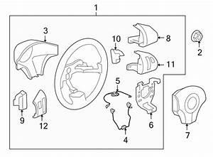 Chevrolet Cobalt Lt Air Bag Wiring Harness  Harness
