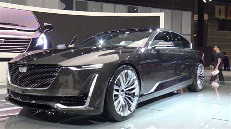 2019 Cadillac Escala Concept Ct 8 Youtube
