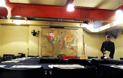 Cabinet War Rooms by Churchill War Rooms The International Churchill Society