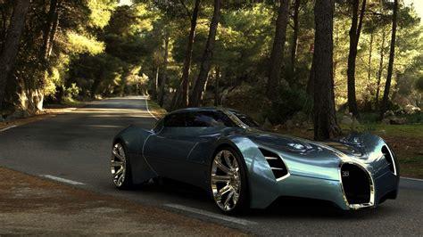 2025 Bugatti Aerolithe Concept Wallpaper