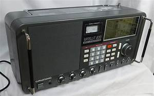 Used Portable Shortwave Receivers