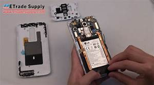 How To Reassemble Lg G2 For Parts Repair