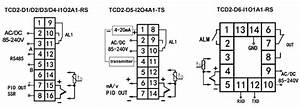 Pid Temperature Controller  Dual Digital  Universal Input