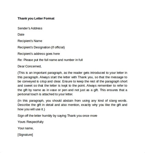 signing    letter    letter template