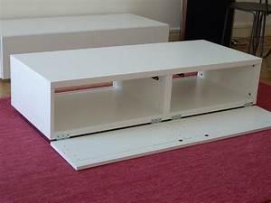 Ikea Pied De Meuble : felinewave meuble tv en mode ikea hacking ~ Dode.kayakingforconservation.com Idées de Décoration