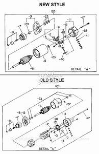 Robin  Subaru Ey35 Parts Diagram For Electric Starter