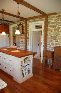 farmhouse kitchen island 1800 39 s farmhouse kitchen remodel traditional kitchen