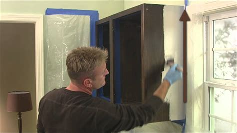 rust oleum cabinet transformations youtube