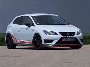 Seat Leon Fr Tuning : new seat leon cupra tuned to 350 hp by je design ~ Jslefanu.com Haus und Dekorationen