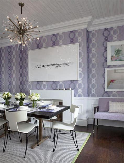 decorating  lavender color walls