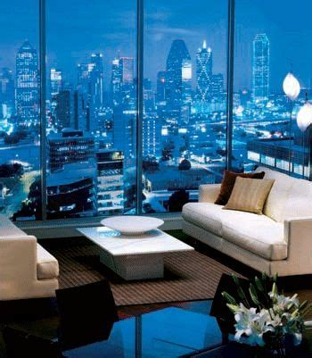House With Spectacular Downtown City Views by Dallas Penthouse Would Like A Houston Downtown View Even